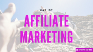 Affiliate Marketing-Was ist das