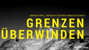 Grenzen ueberwinden-Stevka Scheel